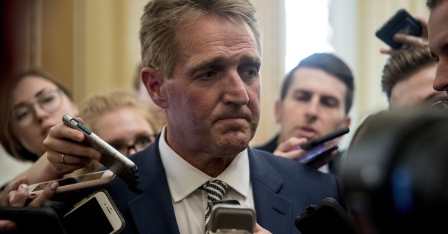 The GOP's Benedict Arnold: Jeff Flake (And How Democrats Blitzed Him)