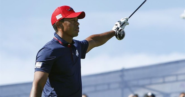 Tiger Woods Is Back. Told You So
