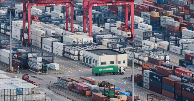 U.S. Exports To China Spike Up