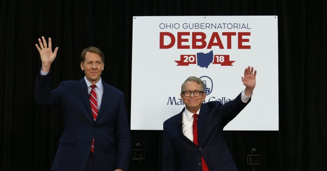 New Polls Show Ohio Governor's Race Is Neck and Neck