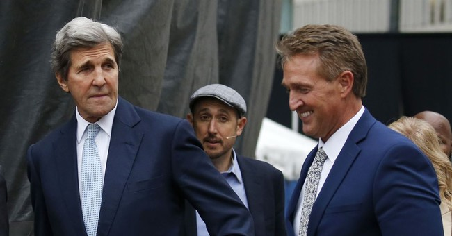 Fox News Presses John Kerry About Those Apparent Logan Act Violations