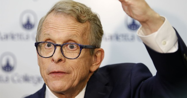 DeWine's Solutions Unpopular With Pretty Much Everyone