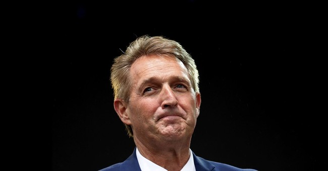 Breaking Flake Is Officially a 'Yes&#39 on Kavanaugh