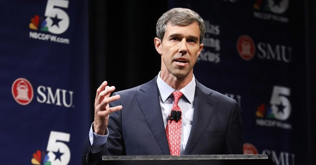 Oh, Brother: Beto's Leading an Anti-MAGA Counter Protest At The Border