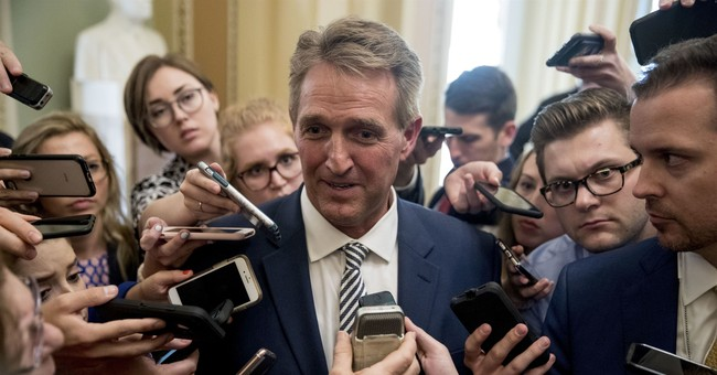 Parting Shots: Flake, McCaskill Blast Their Own Parties as They Prepare to Leave the Senate