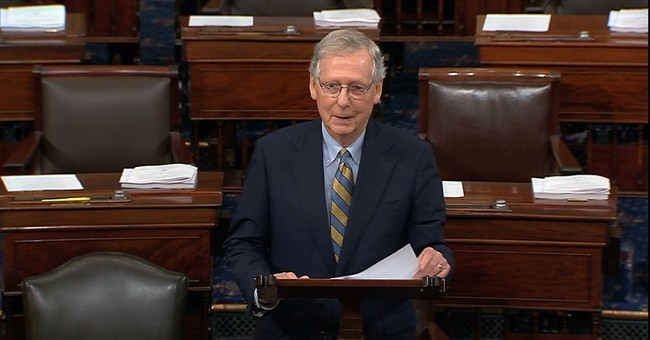 McConnell Sees Electoral Dividends With Kavanaugh Victory; UPDATE: Also, We're Still Going To Try And Clip Manchin
