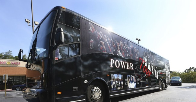 Biden Sends Message to Black Voters: Get To The Back Of The Bus And Wait Your Turn