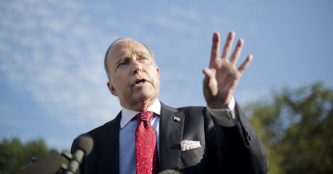 Kudlow: Talk of Recession Is 'Nonsense'