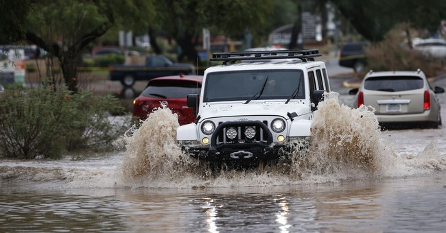 'You're Going To Need To Shut Up': One Of The Last Things This 911 Dispatch Said To A Flash Flood Victim Before She Drowned