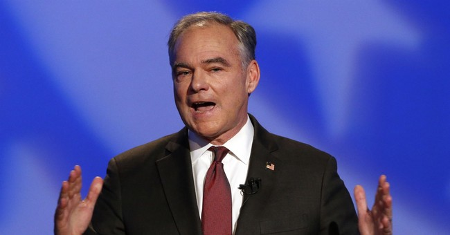 Sen. Tim Kaine: Trump's Rhetoric 'Emboldens' White Nationalists