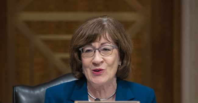Sen. Collins Reveals How Mainers Reacted to Her Kavanaugh Decision