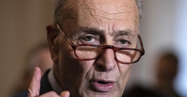Schumer Claims Stellar Job Numbers Will 'Mean Little' to Families