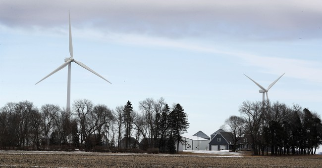 Washington Subsidies Not Helping the Wind Industry