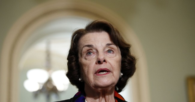 Feinstein Shocked Trump Won't Take Her Opinion on 9th Circuit Vacancy