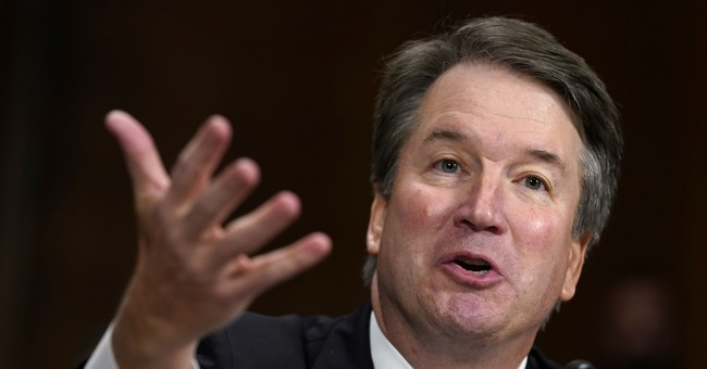 We'll Remember In November: This Kavanaugh Witch Hunt Is Radicalizing Us Normals