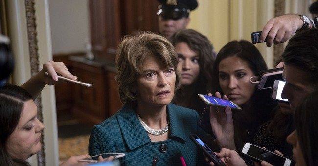 Murkowski Is Opposing Kavanaugh, But She's Helping Out A GOP Colleague On The Day Of His Daughter's Wedding