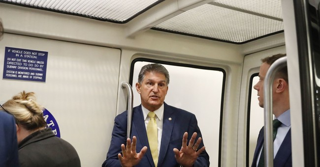 Manchin Angers Pro-life Community