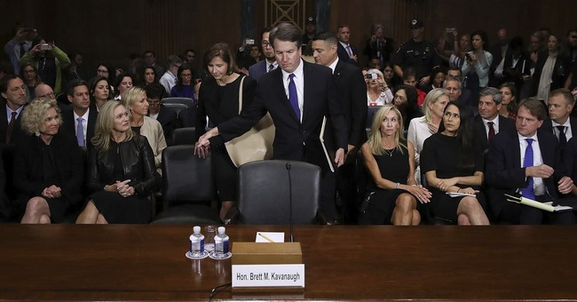 Bring It On: Conservatives Are Ready and Willing to Re-Fight the Kavanaugh War