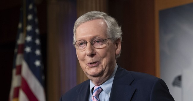 McConnell: I Have The Same Position As Obama On Reparations