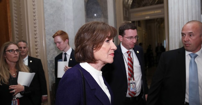 Sen. Collins Reacts to Threats She's Faced Since Voting for Kavanaugh
