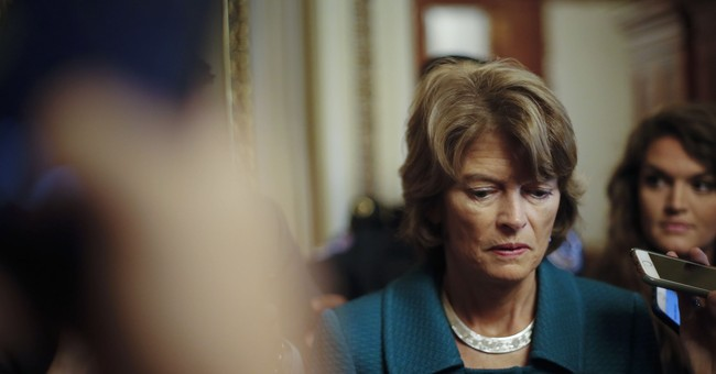 Alaska GOP: We're Looking Into How To Punish Spineless Lisa Murkowski