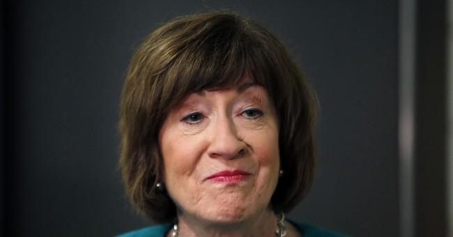 Someone Sent a Threatening Letter, Allegedly Laced With 'Ricin,' to Sen. Collins' Home in Maine