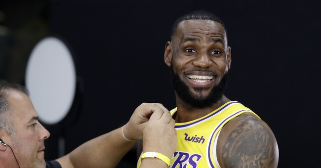 LeBron Says NBA Exec Was Selfish And Uneducated For Supporting Hong Kong Protesters...Wait, What?