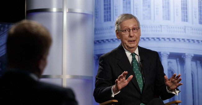 'Cocaine Mitch' For the Win: McConnell Unanimously Re-Elected Majority Leader By Senate GOP