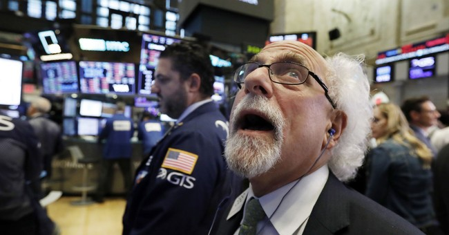 Former NY Times' Reporter Tweets 'Dow Jones Loses 300 Points as Trump Speaks,' Quickly Deletes as Dow Roars Back 2,000
