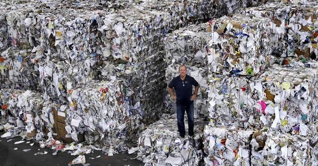 Recycling Movement Fails: U.S. Cities Abandon Efforts