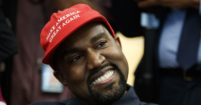 Kanye West on President Trump: He's Like a Father Who Makes Me Feel Like Superman
