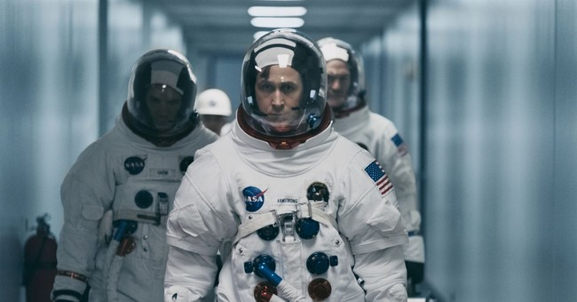 'First Man' Review: No Planting of America Flag, BUT...
