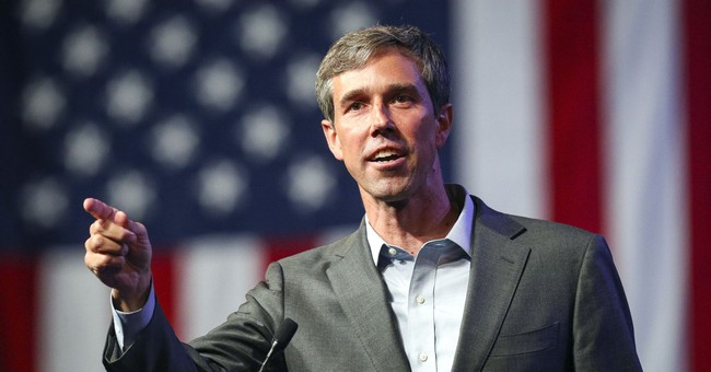 Desperate Beto Tries To Channel Trump. Calls Cruz 'Lyin' Ted.'