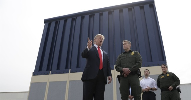 Poll: Government Shutdown Enters 23rd Day, But Support for Trump's Border Wall Has Risen