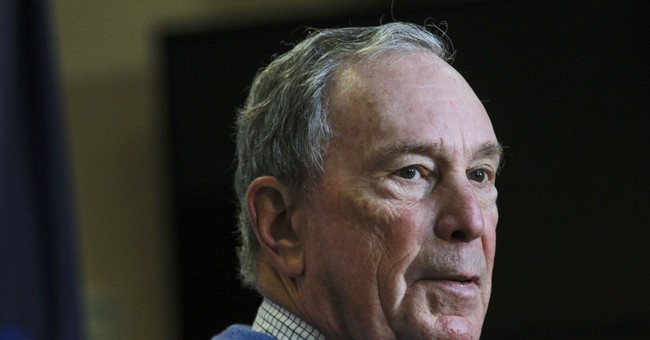 Former NY Mayor Michael Bloomberg Will Not Be Running for President in 2020