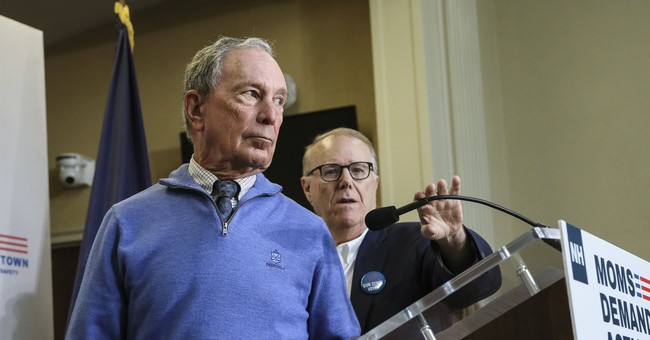 Trump Predicts How Bloomberg Will Affect the 2020 Race