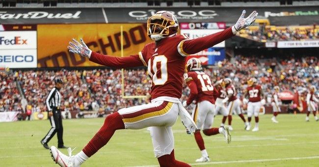 It's Official: The Lefty Mob Has Scalped the Washington Redskins