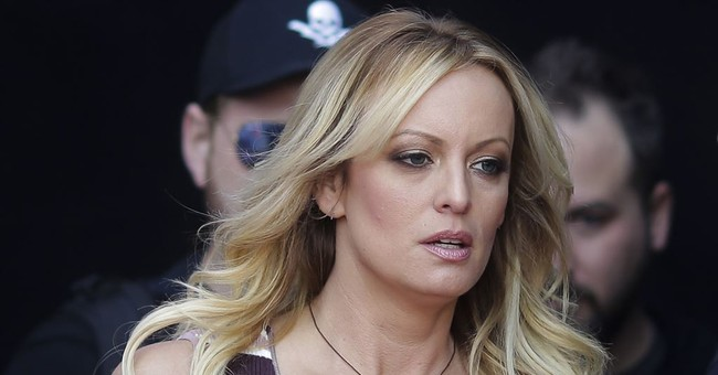Stormy Daniels Ordered to Pay Trump $293,000 Over Rejected Lawsuit