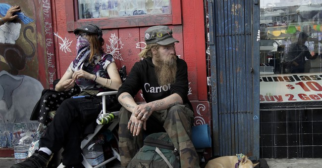 San Francisco Provides Free Weed, Alcohol and Other Drugs to Homeless People