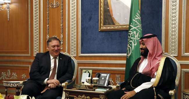 Pompeo Calls on Saudi Arabia to Normalize Relations With Israel