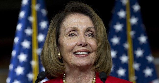 Nancy Pelosi: It's Time For Democrats to Unite...Over ME!