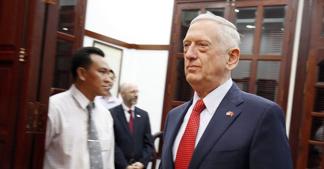 Mattis to Troops at the Border: Ignore the Noise and Focus on Your Jobs