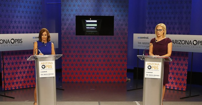 Arizona's Senate Election Results Were Updated--Here's Where the Race Stands
