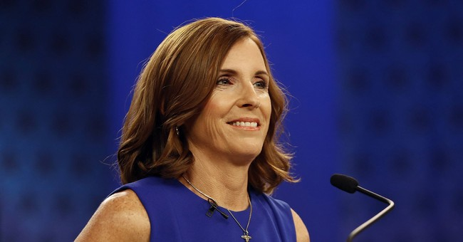 Democrats React To Martha McSally's Appointment To U.S. Senate