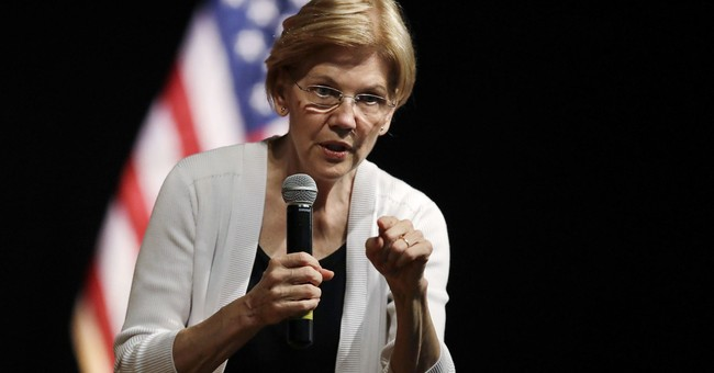 Elizabeth Warren's No 'Woman of Color'