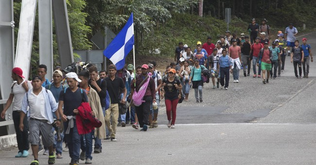 Trump appears to threaten USMCA deal when lashing out at migrant caravan