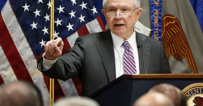 Outrage! Liberals Blew A Gasket When AG Sessions Said Law Enforcement Was Part Of 'Anglo American Heritage'