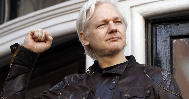 The Curious Case of Julian Assange