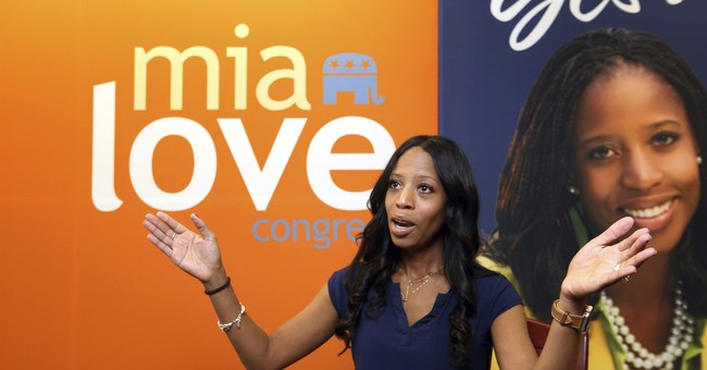 Rep. Mia Love Goes After Trump, Says GOP Has a Problem With Minorities in Concession Speech