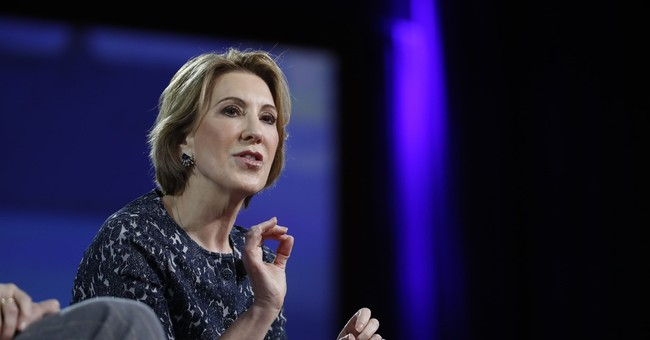 Carly Fiorina Says It's 'Vital' for President Trump to Be Impeached
